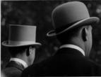 Longchamps 1929. Fotografie von Marianne Breslauer