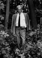 Willy Brandt. Fotografie: Stefan Moses