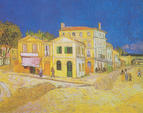 Das gelbe Haus von Vincent van Gogh