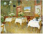 Vincent van Gogh: Restaurant Interieur