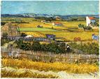 Van Gogh Blauer Wagen