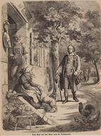 Jean Paul und die Rollwenzelin in Bayreuth