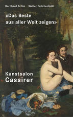 Kunstsalon Cassirer Cover Band 1