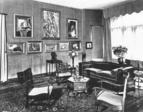 Flechtheims Wohnung