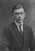 Friedrich Glauser um 1920