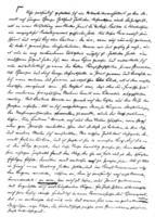 Manuskriptseite Scheffler