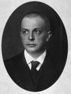 Paul Cassirer Oktober 1914