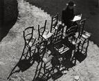Pietro Donzelli: Pozzuoli, Trattoria, 1949, ©  Estate Pietro Donzelli, Frankfut a.M., Courtesy DZ BANK Kunstsammlung