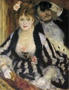 Renoir Die Loge
