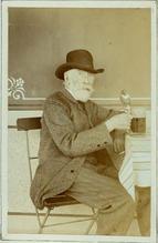 Johann Gottfried Steffan im Jahr 1900