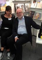 Bernhard Echte und Julia Knapp